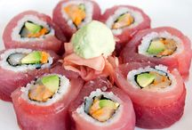 my sushi addiction / by Kelsey Kloepper