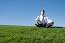 Mindfulness & Meditation / Images that inspire mindfulness and control of the subconscious