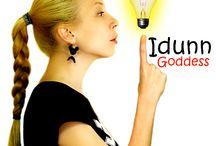 IDUNN GODDESS