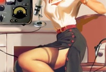 pin up girl :-)
