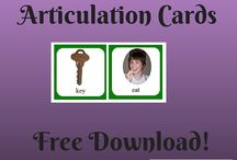 Speech Therapy: Free Downloads