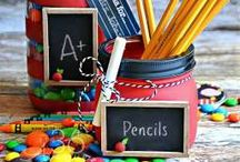 Teacher Appreciation Gift Ideas / Show your child's teacher how much you appreciate all of your hard work! These teacher appreciation ideas are great for teacher appreciation week. They make great back to school teacher gifts too! / by Mariah Moon - Formula: Mom