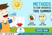 #Methods to #stay #hydrated #this #summer.