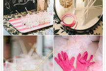 Bachelorette party / Bp ideas