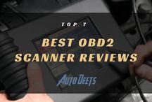 Top 7: Best OBD2 Scanner Reviews