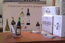 Ferias y eventos / Fotos de algunos de los eventos a los que Bodega Cooperativa Rúa acude para presentar sus vinos