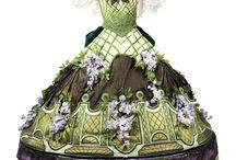 Bambole e Gothic / abbigliamento,accessori etc...