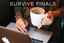 how to survive final exams