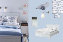 Bedroom / Urządzanie sypialni