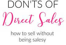 Direct Sales / Direct Sales business opportunities, tips, and resources.