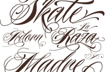 fonts / by Christina Wilkerson