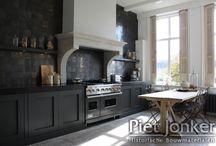 Keuken interieur