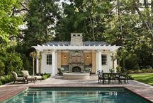 French Country pools