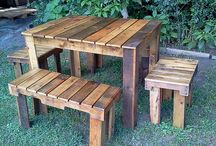 pallets / by Carrie Jester