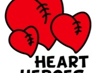 Have HEART!!   / CHD (congenital heart defects) occur in 1 of every 100 births.  Kids with CHD are amazing heroes that have bravely overcome open-heart surgeries, numerous doctor and hospital visits, and other obstacles.  FMI: visit www.heartherocapes.com