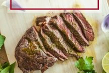 SteakEat Steak Recipes (New!) / If you are looking for really tasty steak recipes, then this board is for you...check them out!  PS We tried and tested each of these ourselves, so we know they are really good).