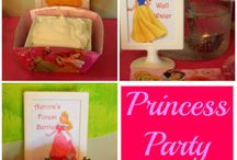 Peyton's 4th Birthday / by Kala Reitano