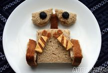 Kid Lunches / by Jessica Schwendeman