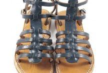sandales et tongs marocaines