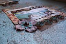 Scrapbooking, layouts / Ręcznie wykonane scrapy, LO na bazie produktów marki Papelia i innych dostępnych w sklepie Craft STyle
