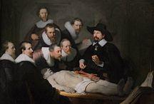 Rembrandt van Rijn (barok) Holandia