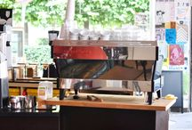 Travel → Antwerp / Hier gibt es einige Tipps für nette Cafés und Läden in Antwerpen.