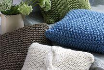 Cute crochet and wonderful knit