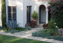 Entry - Residential Landscape Architecture