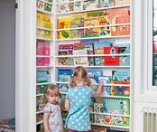 Kid's Room / by Stephanie Rottier