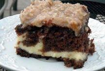 cakes & desserts / by Paulette McLaughlin