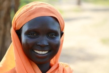 Smiling People From Around The World.