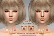 sims4 skin