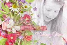Eudora Designs / All Lay-Outs created with Eudora Designs Products.