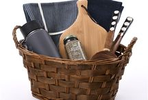 Housewarming Gifts / Gifts to celebrate new home.  Housewarming Gift Baskets.  Make Great Realtor closing gifts