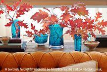 Autumn & Halloween & blinds inspiration / Árnyékolók - inspirációk az ősz és a Halloween jegyében