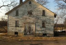 Backroads of America / Once properous thriving business or homes once filled with life. / by Bev Brinkman