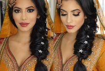 Indisches stylen