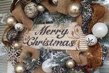 Karácsonyi díszek és egyebek