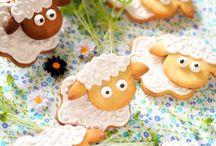 Słodycze Wielkanoc