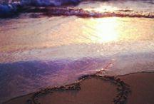 Sea, ocean - beautiful beach
