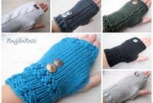 knitting / rilassandosi
