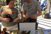 Garden Faire at Chalet Nursery! / Photos from Chalet Nursery's Garden Faire event. What a blast!