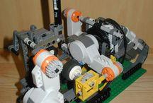 Lego Eggbot