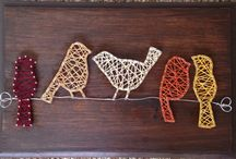 String Art / by Shelley Pullis
