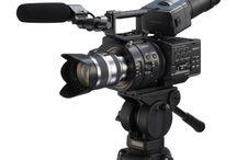 SONY NEX-FS700 / Super Slow Motion 4K kamera s podporou Full HD, vymeniteľným E-Mount objektívom, 3G HD-SDI a HDMI výstupom.