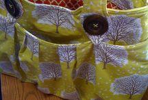 Bag full of pocket/diaper bag