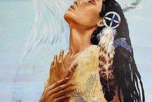 Native American / ❤