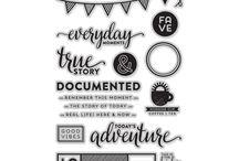 In a Creative Bubble // My Designs