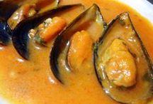 recetas del mar