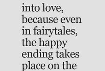 Today's quote / Yet we dont live in fairy tale world